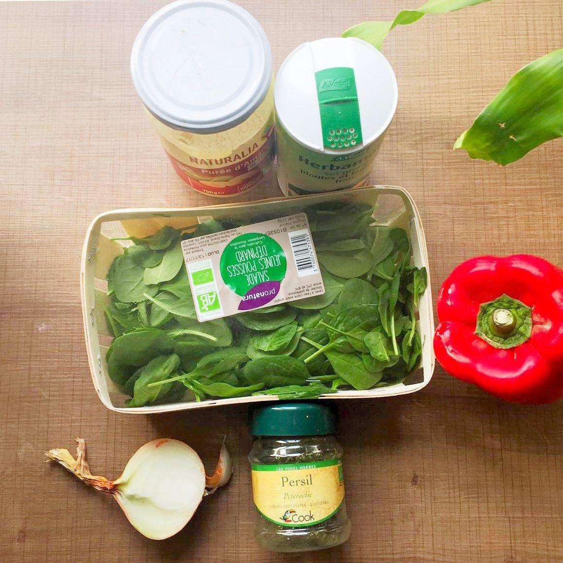 ingrédients soupe crue-lylyetsesbulles